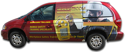 Safecom Inc Training